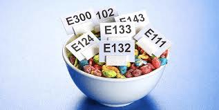 Gli additivi alimentari devono essere citati nell'etichetta CEE
